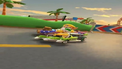 Mario Kart Tour - Los Angeles Tour Trailer