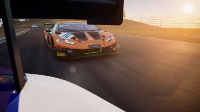 Assetto Corsa Competizione - PS5 and Xbox Series X|S Announcement Trailer