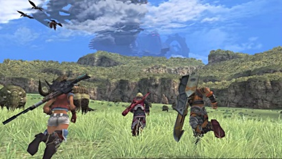 Xenoblade Chronicles - 'World' Trailer