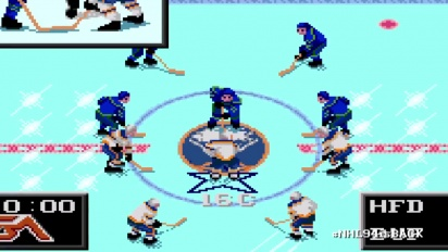 NHL 14 - NHL 94 Anniversary Mode Trailer