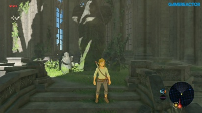 Vi spelar The Legend of Zelda: Breath of the Wild