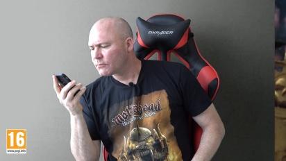 Victor Vran: Overkill Edition - Doug Cockle Asks Siri