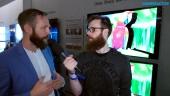 GRTV intervjuar Erik från LG TV