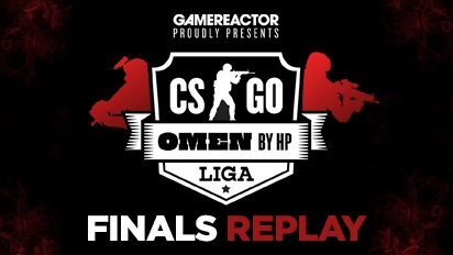 OMEN by HP Liga - CS:GO league Season 2 Finals - Livestream Replay