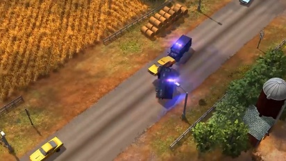American Fugitive - Gameplay Trailer
