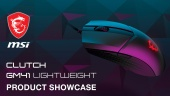 MSI Clutch GM41 Lightweight - Product Showcase