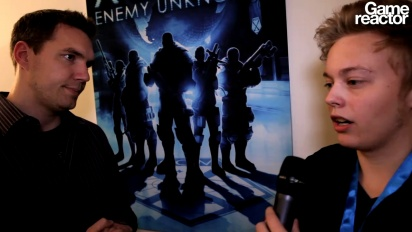 GC 12: Xcom: Enemy Unknown - Intervju
