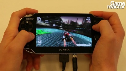 Wipeout 2048 - Gameplay 2