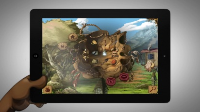 The Whispered World - iPad Launch Trailer
