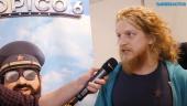 Tropico 6 - Vi intervjuar Leonard Tetzlaff