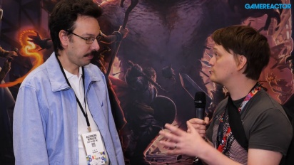 Pathfinder: Kingmaker - Alexander Mishulin Interview