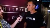 GRTV intervjuar Io Interactive om Hitman 2