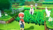 GRTV videorecenserar Pokémon: Let's Go Pikachu!/Let's Go Eevee