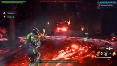 Anthem - Locate Matthias-gameplay Del 2