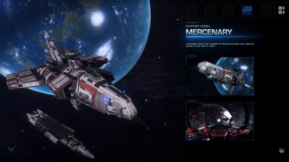 Elite: Dangerous - Fleet Carrier Gamescom Reveal