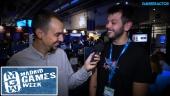 GRTV intervjuar skaparen av Clid the Sneal