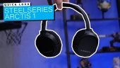 GRTV packar upp Steelseries Arctis 1 Wireless