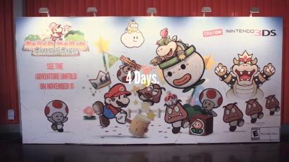 Nintendo 3DS - Paper Mario: Sticker Star Mosaic