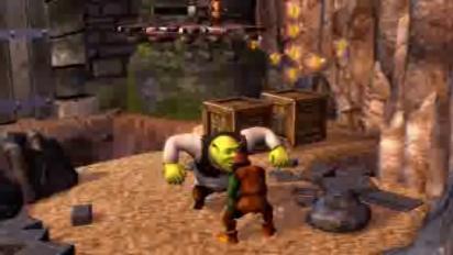Shrek 3rd launch