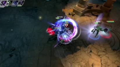 Darkspore - Hero Spotlight Skar Trailer