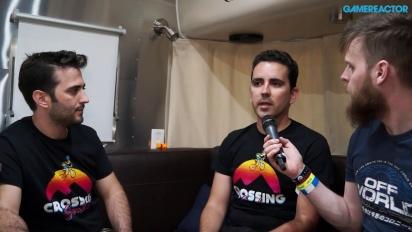 Crossing Souls - Fourattic Interview