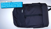 GRTV paqckar upp Thule Lithos Backpack 20L