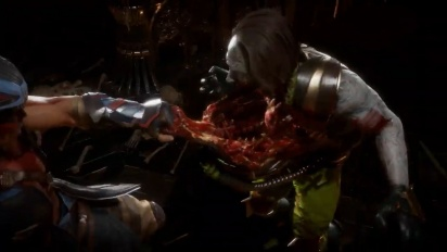 Mortal Kombat 11 - Free Weekend Trailer: October 11-14