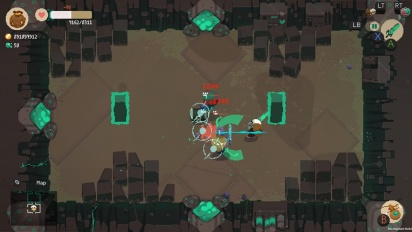 Moonlighter - Between Dimensions Release Trailer (DLC)