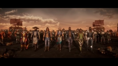 Mortal Kombat 11: Aftermath - Official Launch Trailer