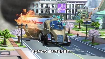The Wonderful 101 - Nintendo Direct Trailer