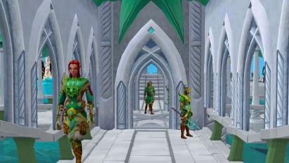 RuneScape - Welcome to Prifddinas Trailer
