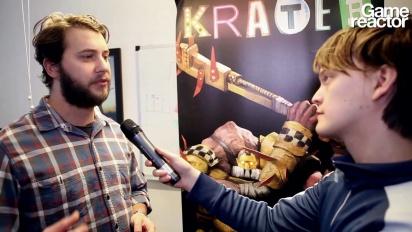 Krater - Gameplay-intervju