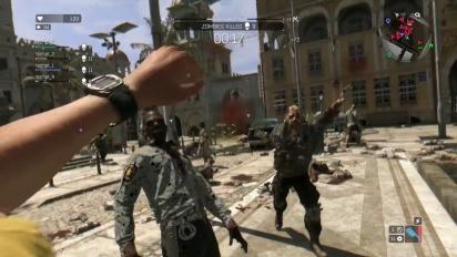 Dying Light - Devs play co-op Trailer