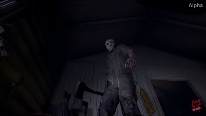 Friday the 13th - Hide and Seek Gameplay