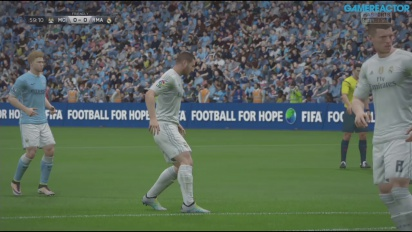 Veckans FIFA-match (Manchester vs Real Madrid)