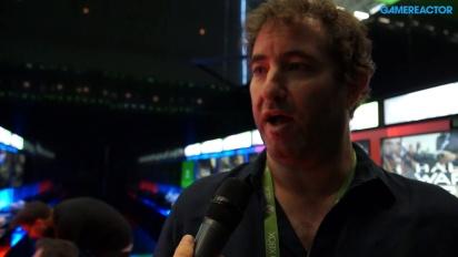 Halo Wars 2 - David Nicholson-intervju