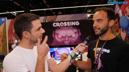 Crossing Souls - Intervju med Juan Diego Vázquez