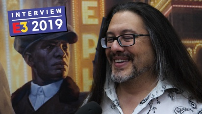 Empire of Sin - Alfonso John Romero Interview