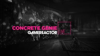 GRTV myser lite tillsammans med Concrete Genie