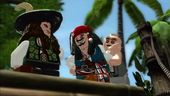 Lego Pirates of the Caribbean - On Stranger Tides Trailer