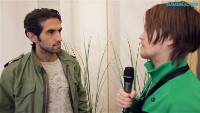 Josef Fares - Game Camp Sweden-intervju