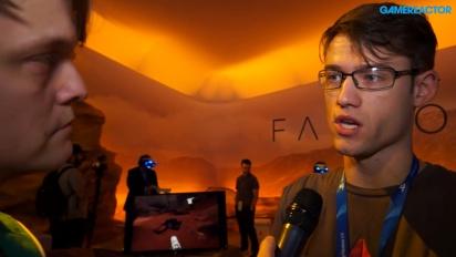 Farpoint - Randy Nolta-intervju