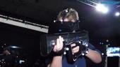 Mathias spelar lite Polygon VR (och gillar det!)
