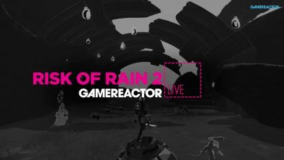 GRTV spelar nysläppta Risk of Rain 2