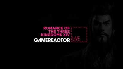 GRTV spelar Romance of the Three Kingdoms XIV