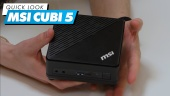 MSI Cubi 5 - Quick Look