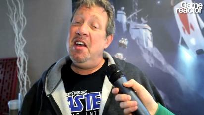 GDC 11: Jon St. John om Rochard