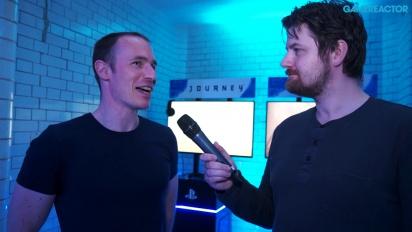 Journey - Sony Digital Showcase Interview