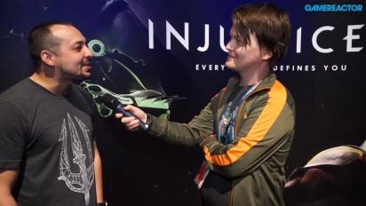 Injustice 2 - Derek Kirtzic-intervju