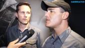 Call of Duty: Infinite Warfare - Taylor Kurosaki & Brian Bloom-intervju